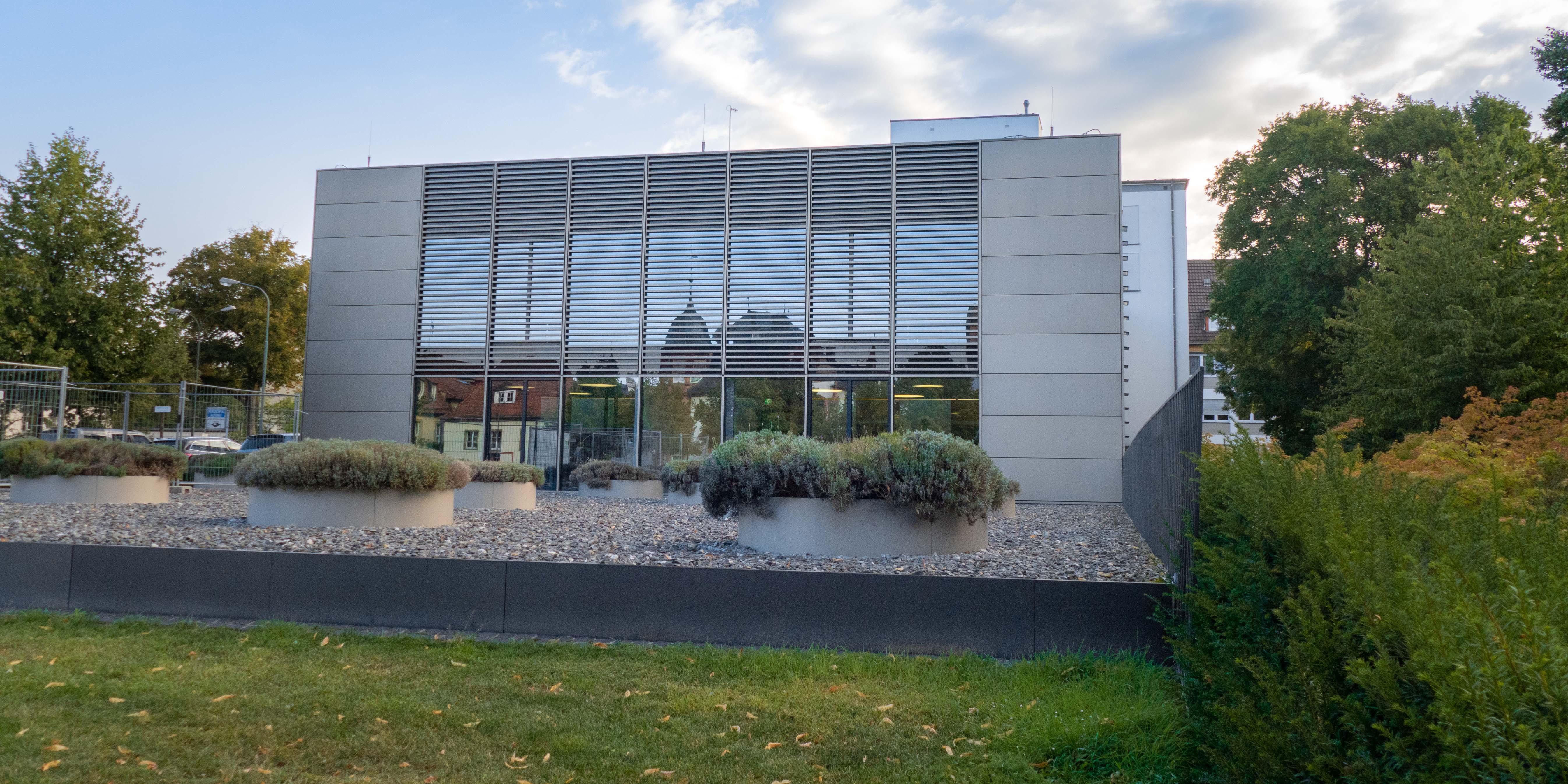 Erweiterung Landes- und Hochschulbibliothek Fulda